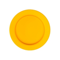 Set 6 units Yellow Soup Plate 20 cm Ø