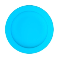 Set 6 units Blue Soup Plate 24 cm Ø