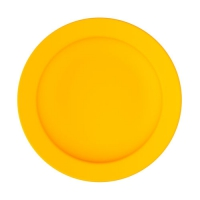 Set 6 units Yellow Soup Plate 24 cm Ø