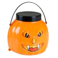 ORANGE PUMPKIN BAG