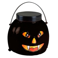 BLACK PUMPKIN BAG