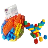 BLOCKIS 60 PIECES