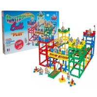 CONSTRUCTION BALL CASTILLO 2.760 PIEZAS