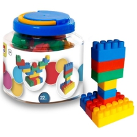 BLOCKIS 22 PIECES