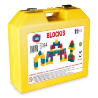 BLOCKIS 84 PIECES