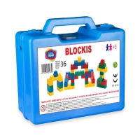 BLOCKIS 36 PIECES