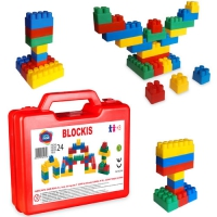 BLOCKIS 24 PIECES