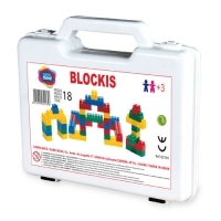 BLOCKIS 18 PIECES