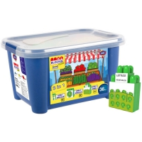 BLOCKIS XL VEGETABLES 36 PIECES