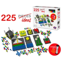 PIXEL COLOR 230 PIECES