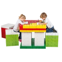 GIANT BLOCKS TABLE AND CHAIRS
