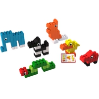 GIANT BLOCKS ANIMALS 138 PIECES