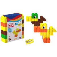 GIANT BLOCKS DUCK 12 PIECES