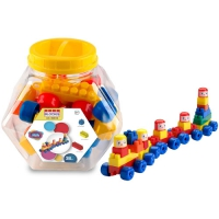 BABY TRAIN 38 PIECES